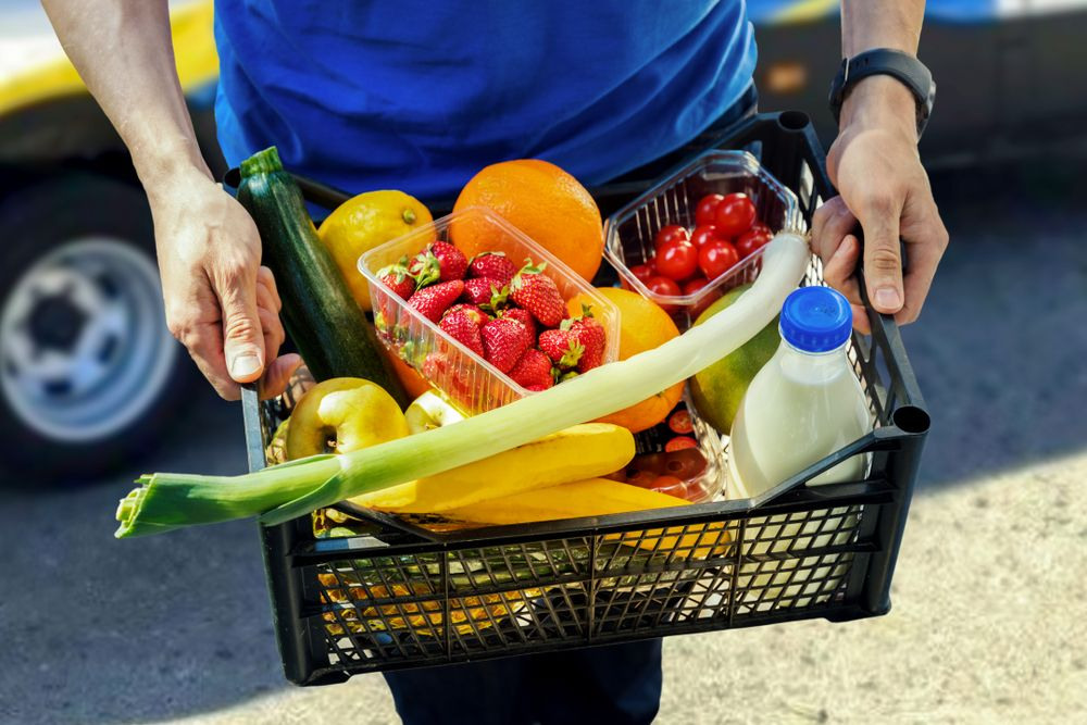 How startups beat the supermarkets in online grocery surge