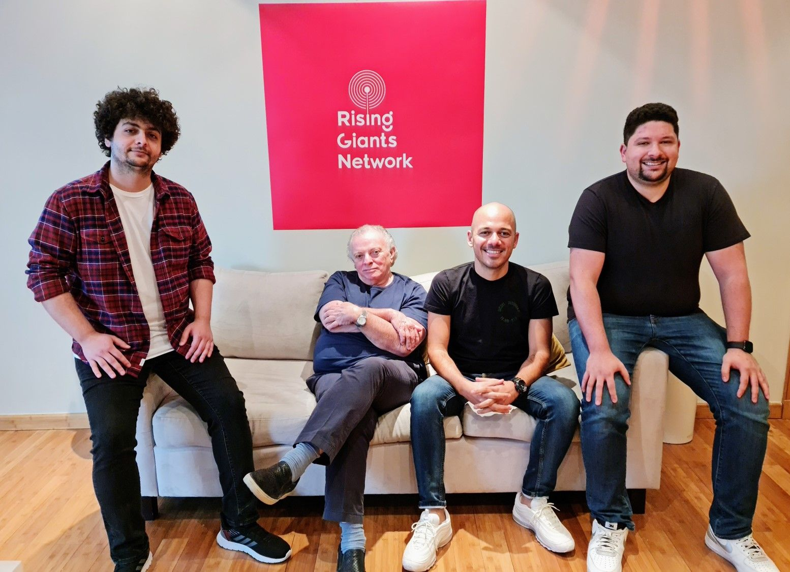 Rising Giants Network secures $1 million investment