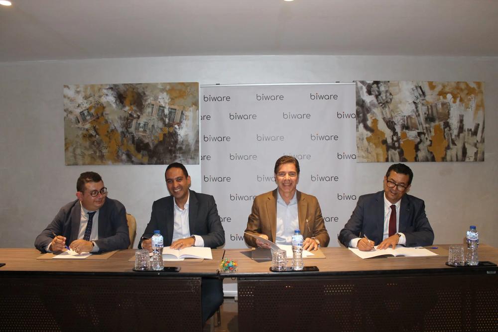 Biware التونسية تحصد 1.2 مليون دولار خلال جولة تمويل تأسيسية