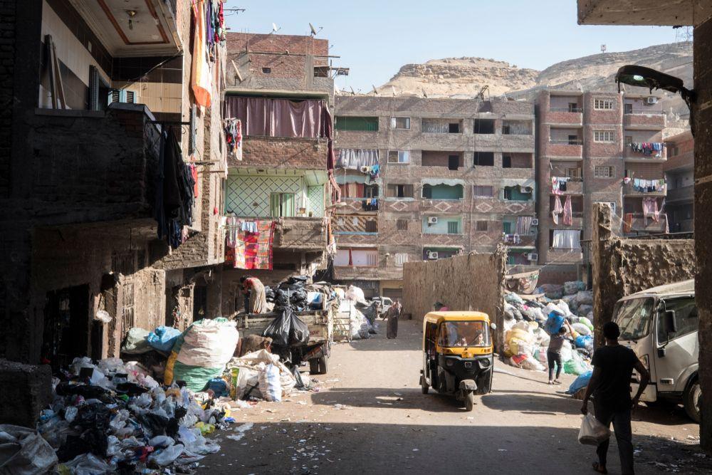 شركات ناشئة تعالج مشكلة الهدر في مصر