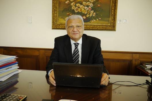 """""""مصر تقف مجدداً على قدميها"""" بفضل تكنولوجيا المعلومات والاتصالات"""
