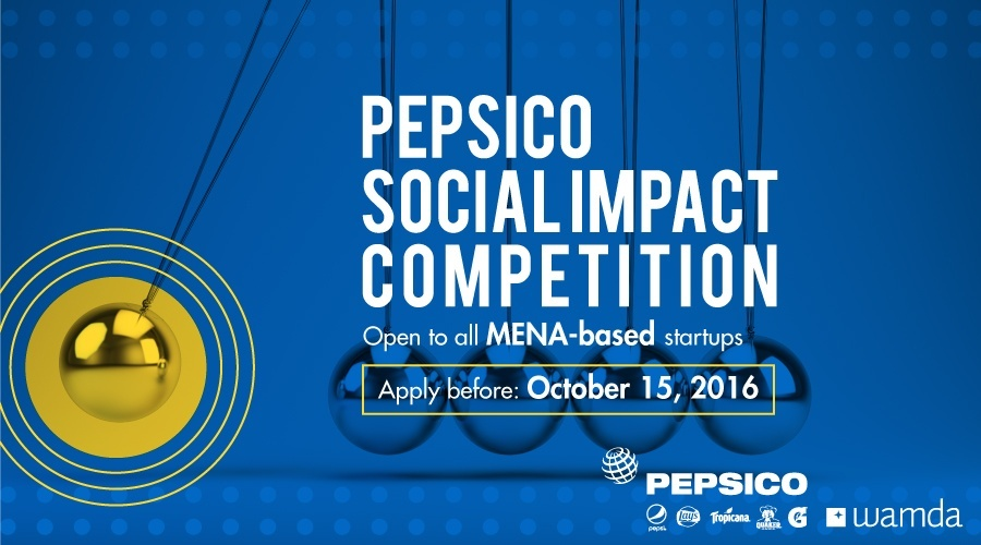 Wamda and Pepsico launch a social impact competition