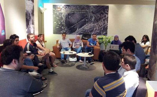 Entrepreneurship Events for High School Students in the Arab World