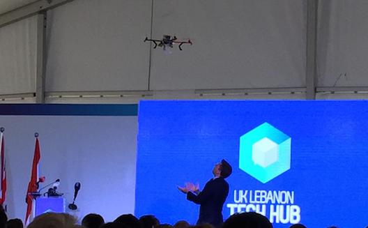 Beirut gets a new accelerator, UK Lebanon Tech Hub now open
