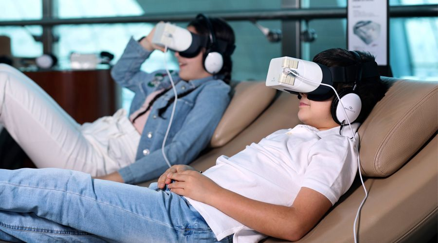 VR in airports: Driving sales, beyond entertainment