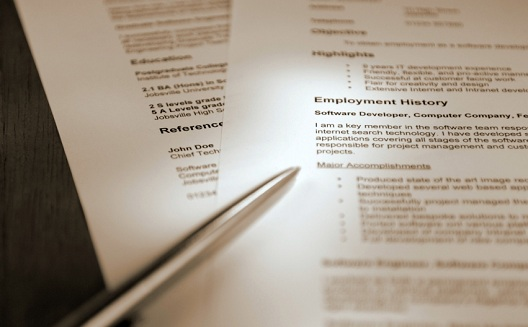 7 things you should NOT include on your resume