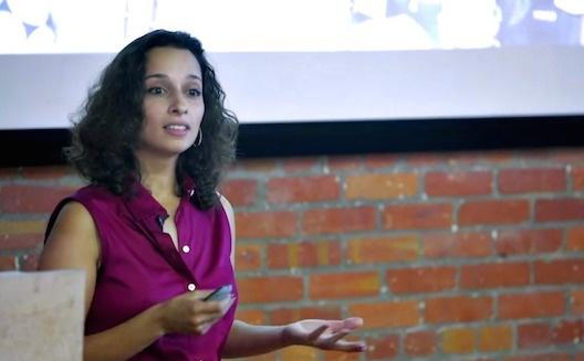 She started at 9: tech entrepreneur Yasmine Mustafa
