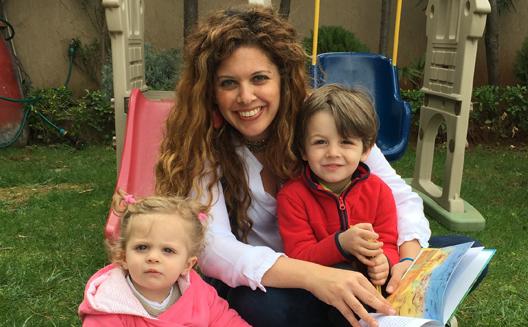 ريادية لبنانية فضّلت البقاء مع أولادها وإطلاق شركتها من المنزل