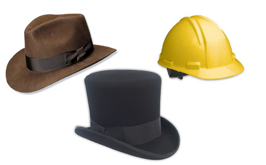 3 Hats that a User Experience Designer Wears