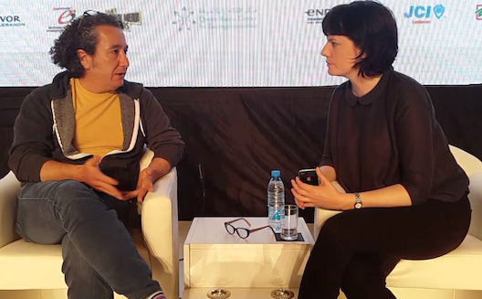 Fadi Bishara on what will attract the VC from Silicon Valley [Wamda TV]