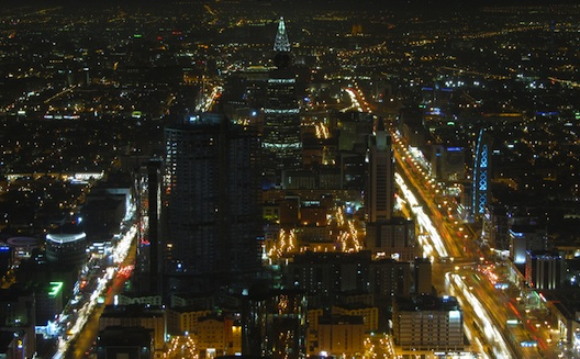 A Chat with an Imaginary Small Business CEO in Saudi Arabia