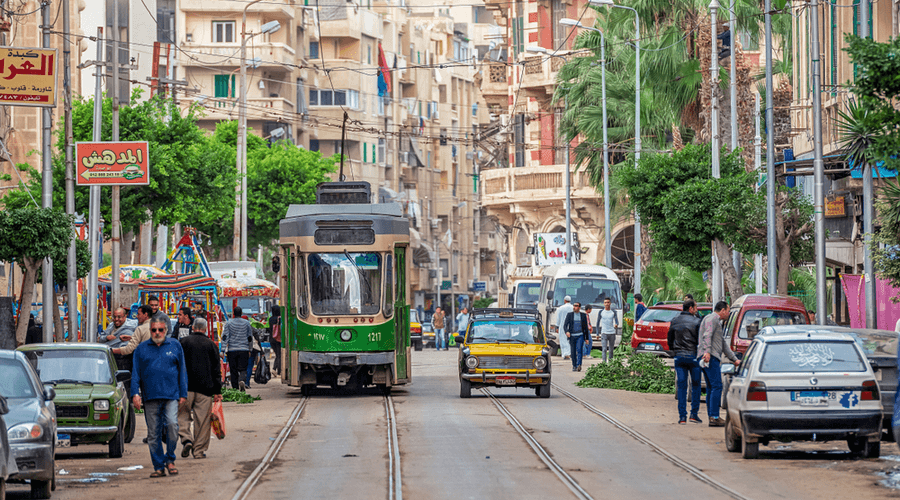 Ride-hailing in Egypt: A global tug-of-war