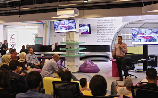 TechWadi Roadshow connects MENA startups to Silicon Valley experts