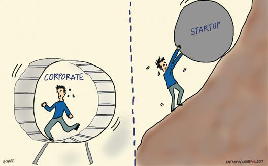 لمَ يجب أن يعمل الخرّيجون الجدد لدى شركاتٍ ناشئة؟