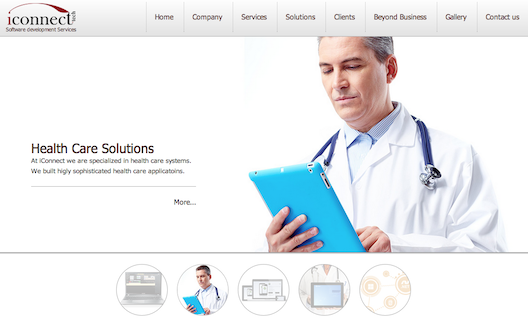 Palestinian software companies merge; set sights on changing U.S. healthcare market