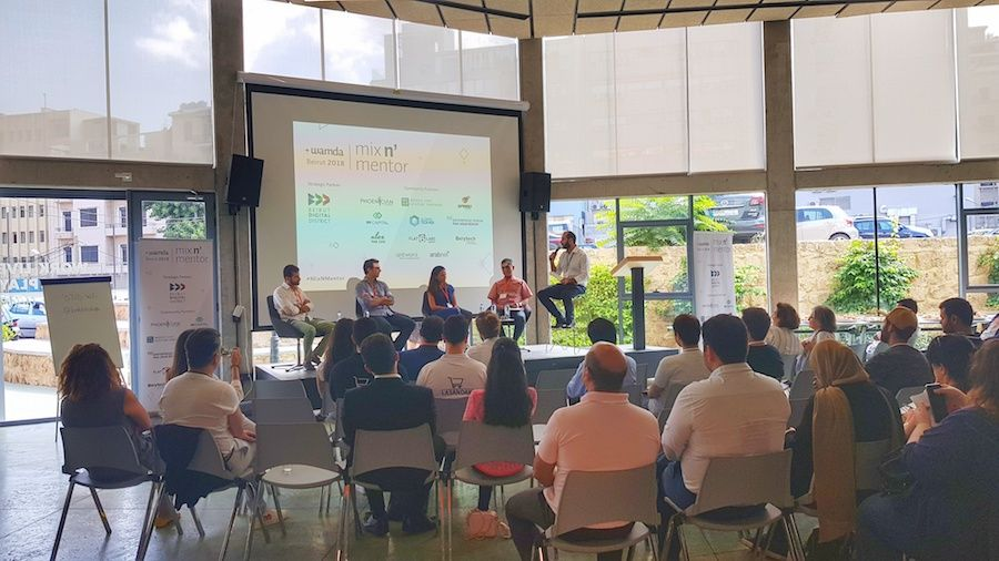 What does Lebanon need to foster real innovation? Insights from Mix N' Mentor Beirut