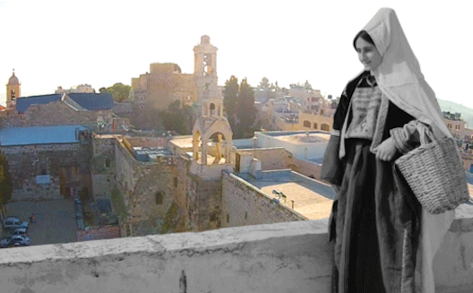 PIVOT turns to Kickstarter to fund its journey through Palestinian - and world - history