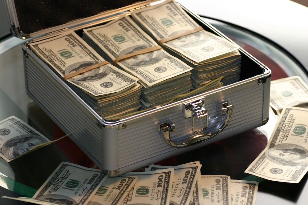 Startup Watch: It's all about the money, money, money and solar power