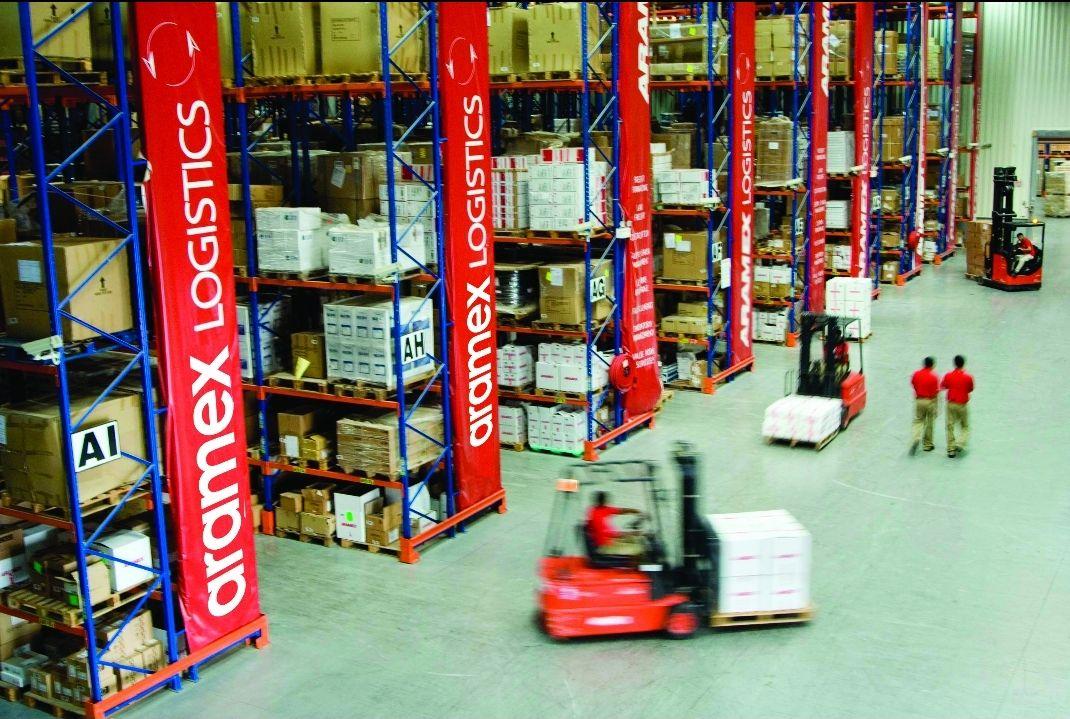 The logistical developments in e-commerce