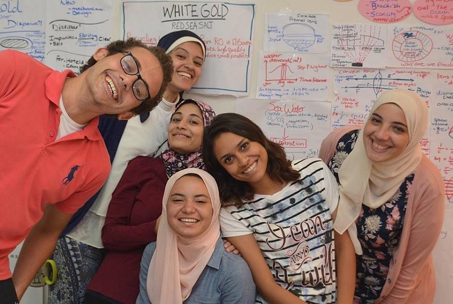 The lucky 13: Egypt's incubators