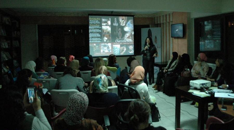هل تعد السنوات الجديدة بولادة شبكة لرائدات الأعمال في مصر؟