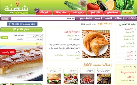 6 Ways a User-Generated Recipe Site Became a Success in Saudi Arabia