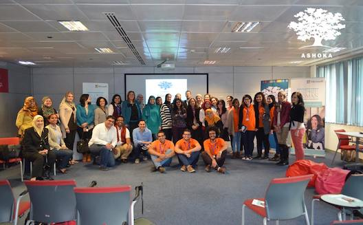 Cairo Ashoka event seeks to empower communication between female social entrepreneurs and media