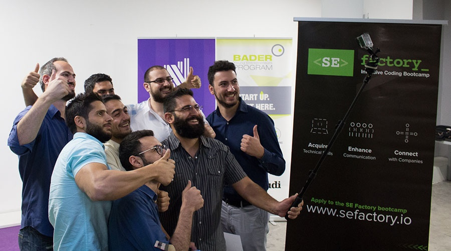 SE Factory prepares the next generation of coders in Lebanon