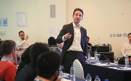 Startups pitch for entry to Masdar and BP's new accelerator