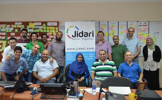 Jidari: A sneak peek at an alternative to Facebook from Egypt