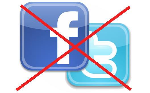 Iran reblocks Twitter and Facebook; local entrepreneur says it wasn't a glitch