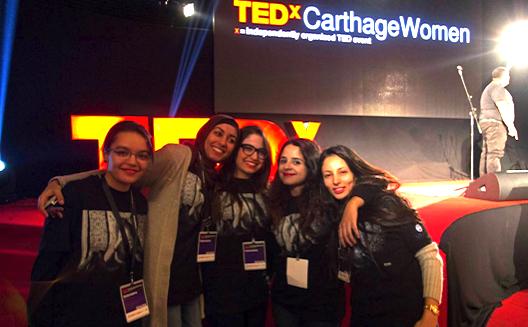 TEDxCarthageWomen celebrates Tunisian women's past, present, and potential