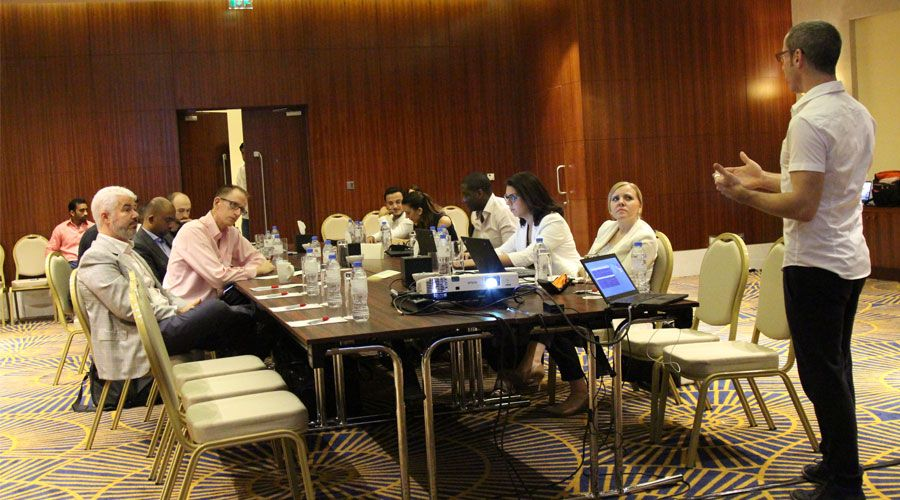 Marriott Hotels TestBED bootcamp: Startups are on their marks to start real-life testing