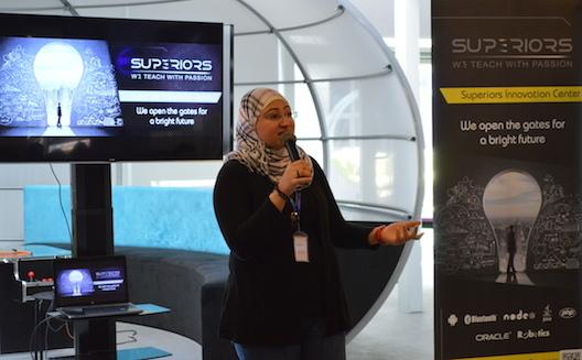 The 4 challenges facing Jordan's IT students
