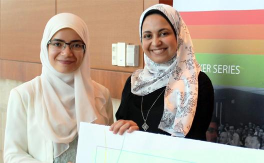 رائدتان سعوديتان تنشئان شركة لتسهيل فهم بيانات الطاقة الشمسية