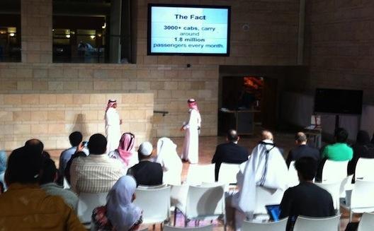 موقع مراجعة إلكتروني يربح خلال فعالية Startup Weekend  في الدوحة