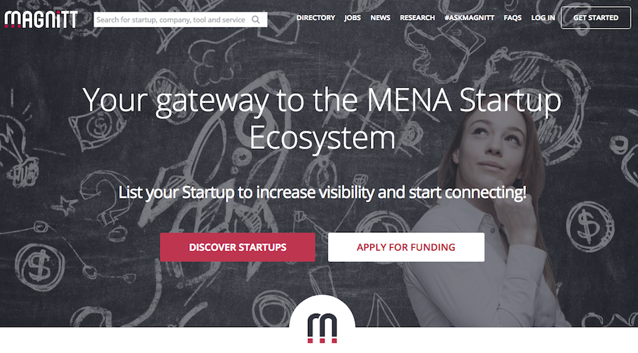 MAGNiTT research reveals that the top 200 funded startups across MENA together raised over $2.1BN