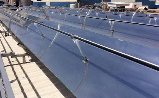 How is this startup bootstrapping solar and water solutions?