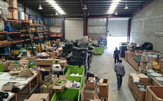 'جرين تراك': خدمة إماراتية خاصة لإعادة التدوير