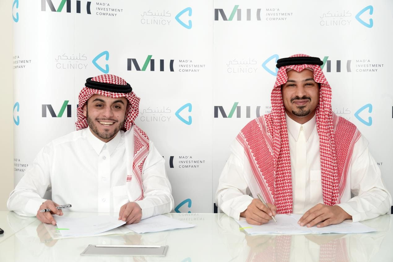 Saudi healthtech Clinicy closes pre-Series A round