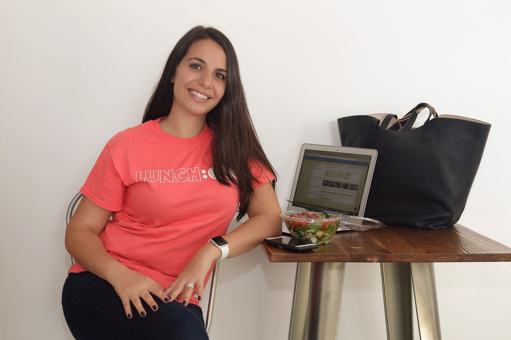 In conversation with Dana Baki of LUNCH:ON