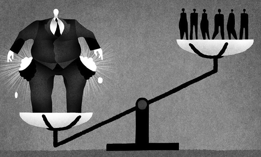 التكنولوجيا تزيد أو تقلّص التفاوت في توزيع الثروات؟