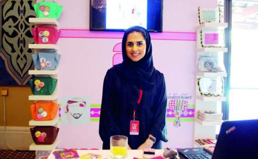 Designer Fatma Almulla merges Western fashion with Emirati culture