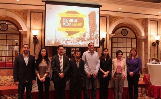 Social Media Awards Beirut Announces Finalists, Public Voting Begins