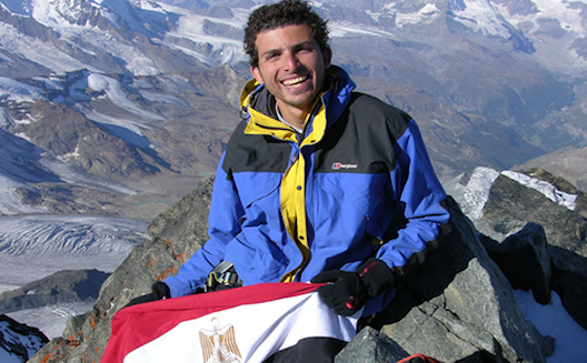 He climbed Everest, started a company and is now aiming for space. Leadership lessons from Omar Samra