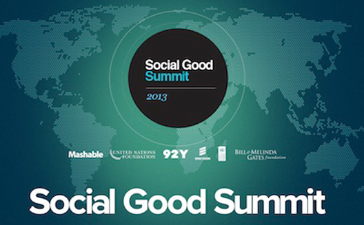 Egyptians discuss technology and social development at Social Good Summit