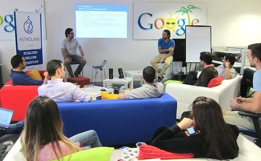 Dubai startups bond at Astrolabs' first Scaling Online Startups workshop