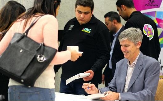 Jordan entrepreneurs have high hopes for ZINC 2016