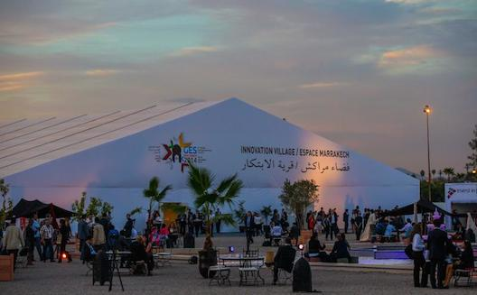 Moroccan startups are finally gaining exposure, although GES had little to do with it