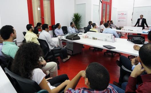 القاهرة تشهد إطلاق شركة فلات6لابس (Flat6Labs) الجديدة التي تعنى بدعم واحتضان المشاريع الناشئة